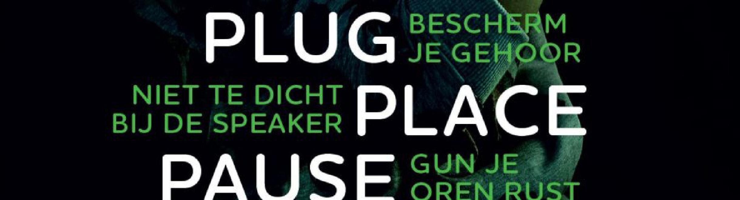 Plug. Place. Pause.
