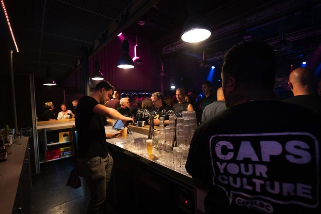 Boneheadz concert in CAPSLOC