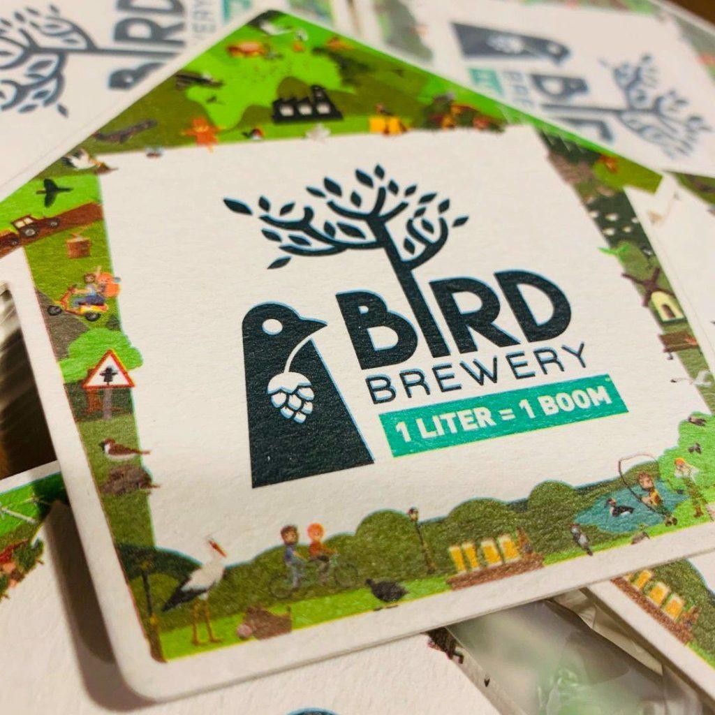 (z)waanzinnige Bird Brewery Bieren