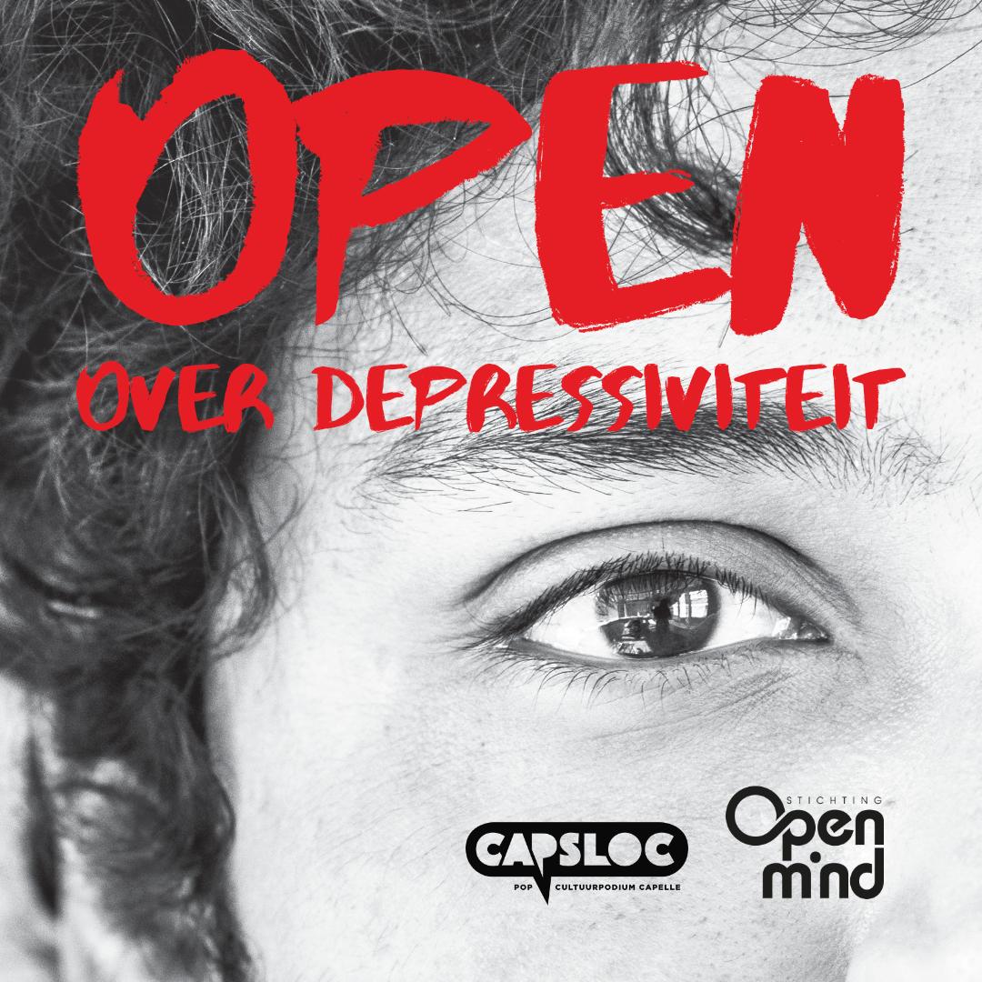 Open over depressiviteit